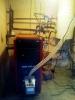 Pellet boiler Kalvis-2-20 DG with pellet burner X.Mini