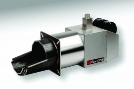 News: Introducing 350 kW pellet burner to the market