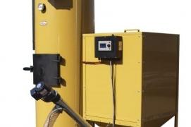 Pellet burners BurnPell prepared to fit in upper combustion boilers STROPUVA