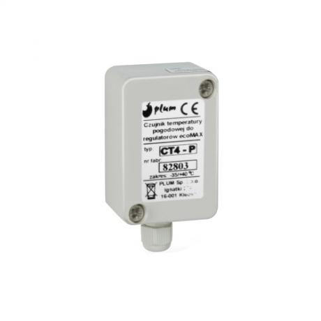 Outdoor temperature sensor CT4-P