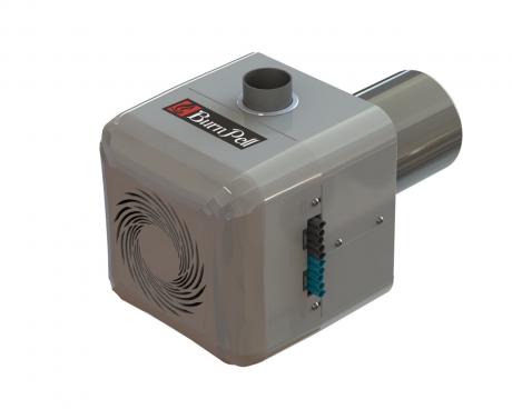 Rotary pellet burner BurnPell EVO Mini (26 kW)