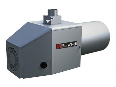 Rotary pellet burner BurnPell EVO 100 (100 kW)