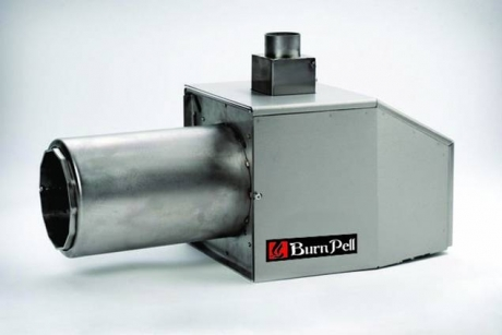 Pellet burner BurnPell X 44 (44 kW)