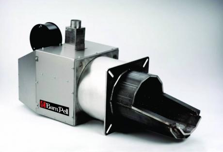 Pellet burner BurnPell X 190 (190 kW)