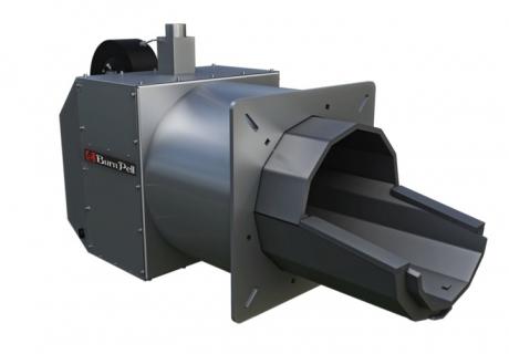 Pellet burner BurnPell X 500 (500 kW)