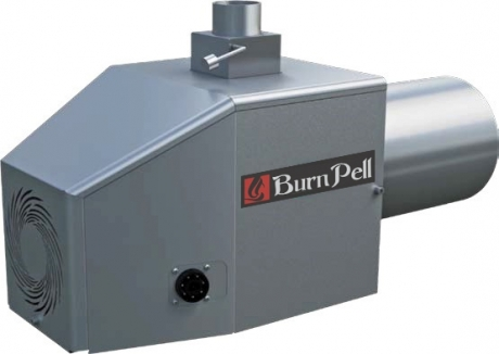 Rotary pellet burner BurnPell EVO 44 (44 kW)