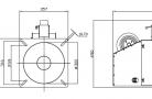 Pellet burner BurnPell X 350 (350 kW)