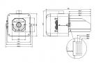 Pellet burner BurnPell M Mini (26 kW)
