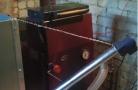 Pellet burner BurnPell X Mini 35 (35 kW)